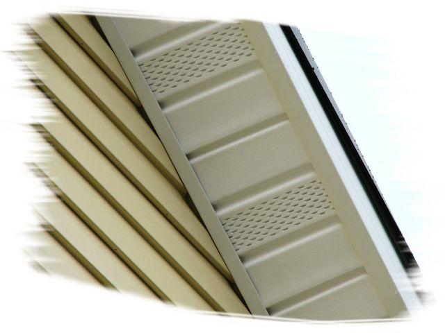 Фото перфорированного сайдинга для крыши