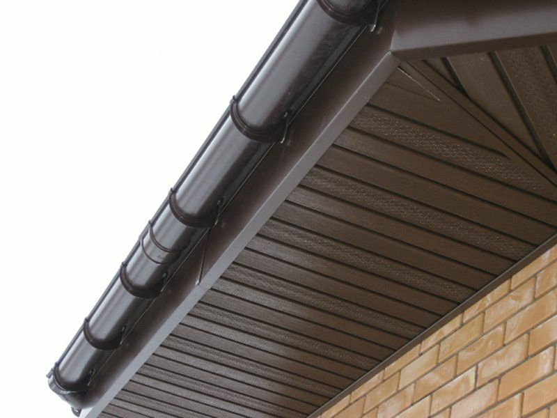 Как производится обшивка сайдингом крыши