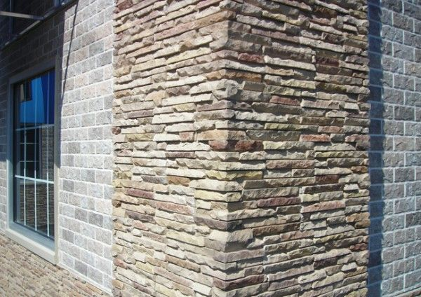 Фасад японские сайдинг