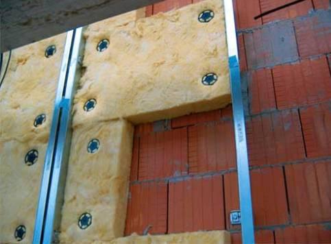 Фото рулонной минеральной ваты