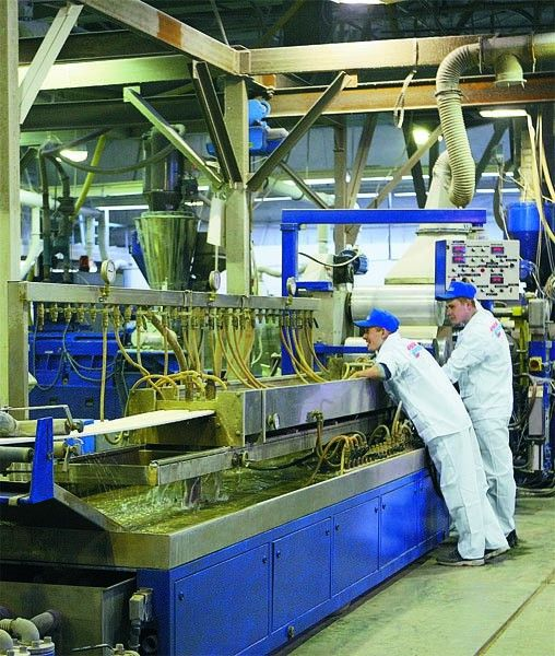 Как производят акриловые и виниловые панели