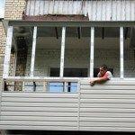 Как сайдингом обшить балкон правильно