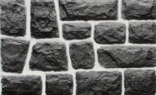 Коллекция сайдинга Камень – это правдоподобное изображение различных видов камней на панели стандартных размеров