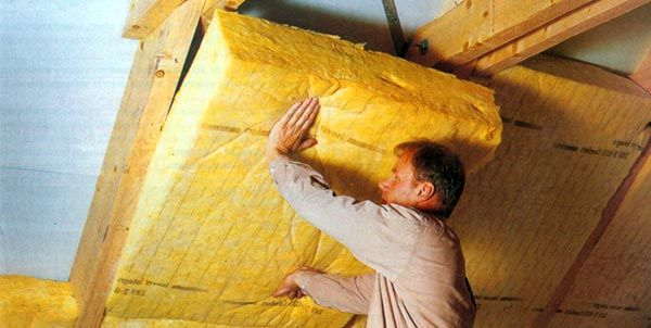Минераловатные плиты отлично подходят для теплоизоляции стен