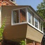 Монтаж сайдинга на балконе: как выполнить самостоятельно