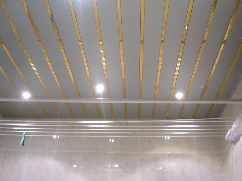 Потолок сайдинг