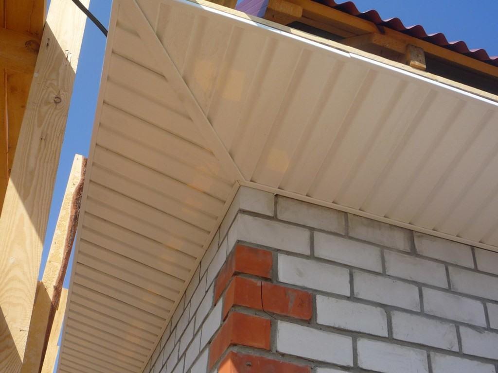 Заключительным элементом выгонки стен является финишная рейка