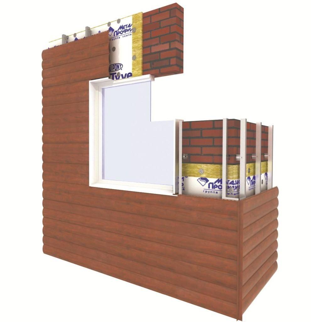 Этапы обшивки дома виниловым сайдингом