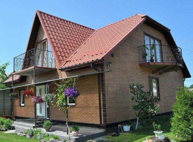 Фасадный цокольный сайдинг: имитация кирпичной кладки