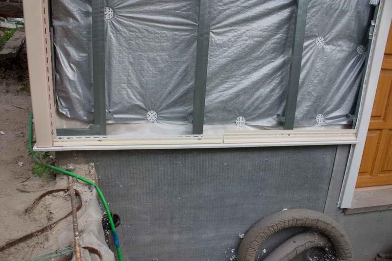 Отделка фасадов сайдингом своими руками: установка вспомогательной фурнитуры