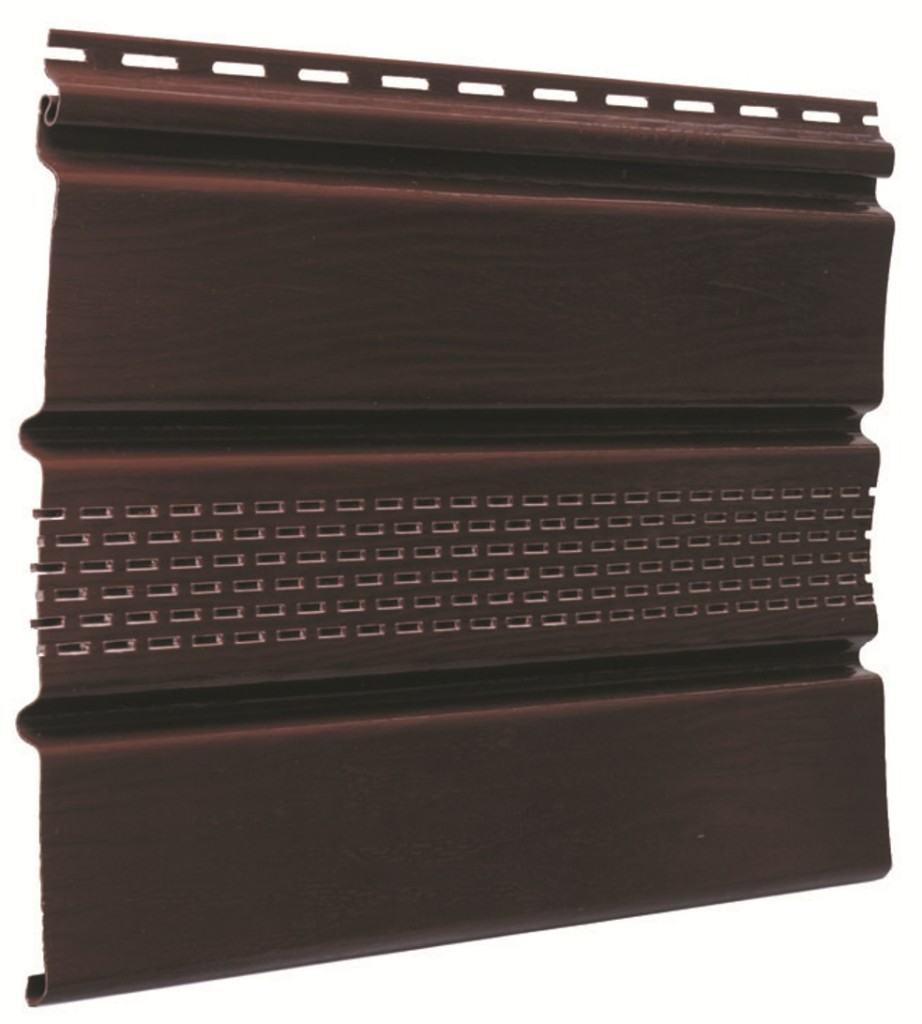 Софит: потолочная панель с перфорацией