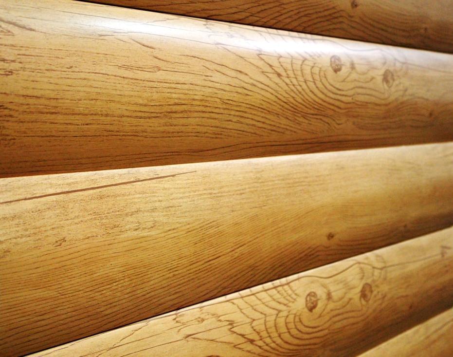 Зачастую подобный материал является имитацией природной древесины