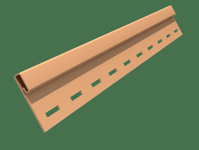 Доборные элементы для металлосайдинга: стартовая планка