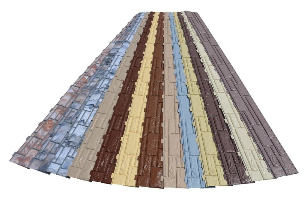 По внешнему виду данный материал полностью повторяет фасадный кирпич при более высоких эксплуатационных характеристиках