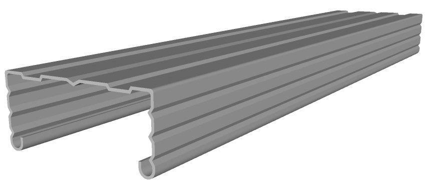 Профиль металлический для сайдинга