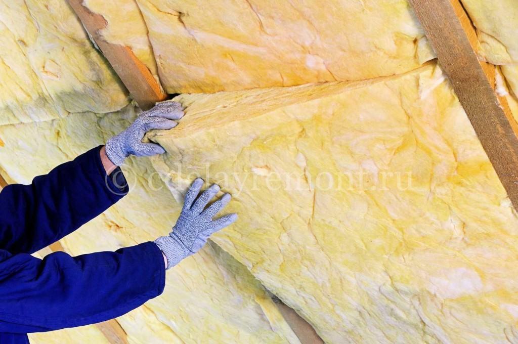 Плиты минеральной ваты идеально подходят для дополнительного укрепления газобетонных стен