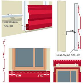 Инструкция по креплению панелей
