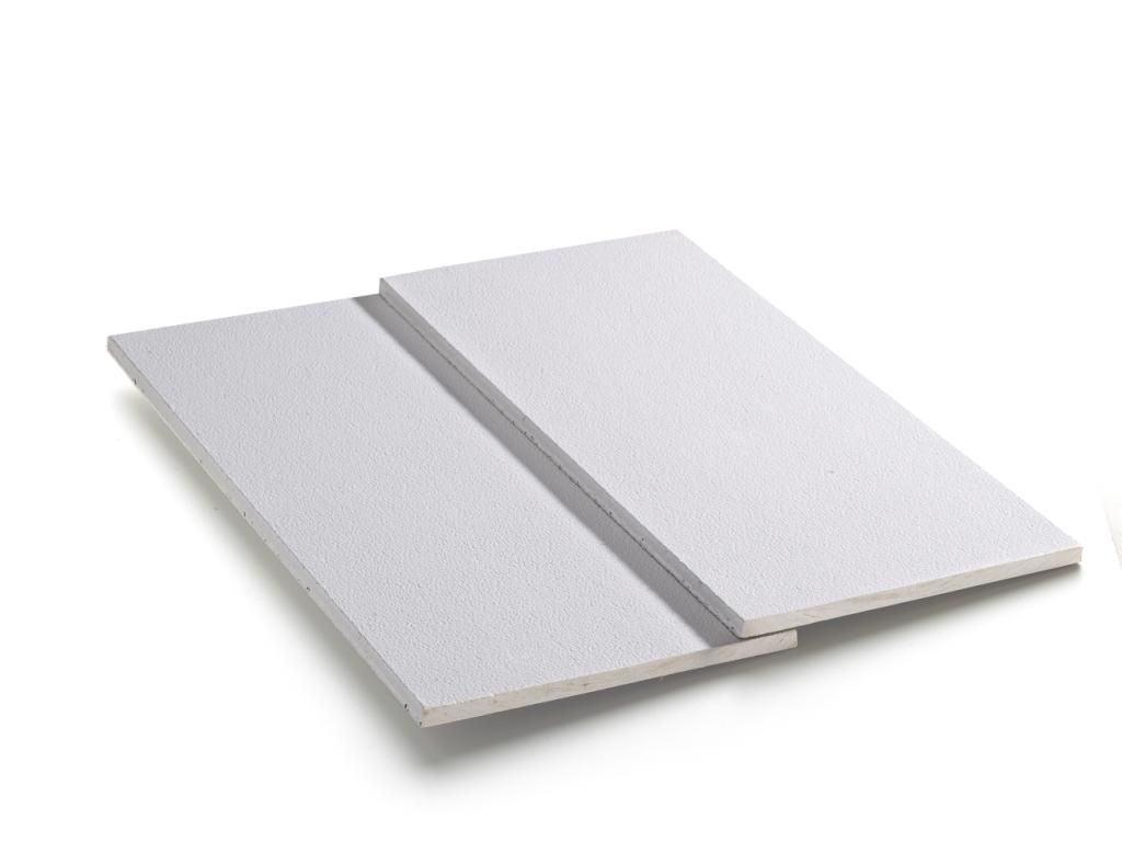 Панели цементного сайдинга, предназначенные под самостоятельную покраску. Удобный материал, из-за возможности выбора цветовой гаммы