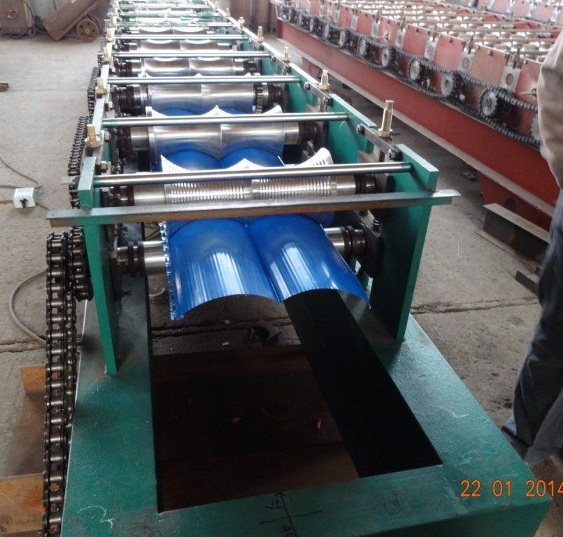 Процесс изготовления металлического сайдинга