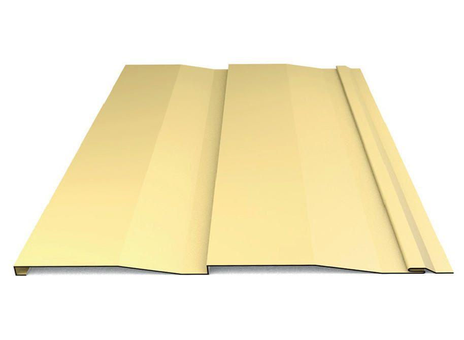Сайдинг из тонкого листового алюминия