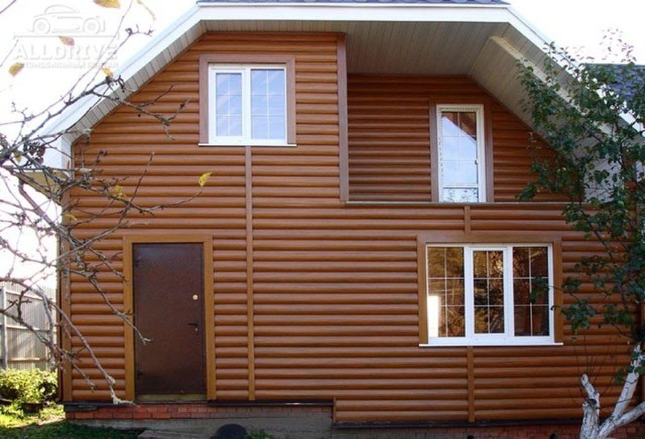 Отделка сайдингом деревянного дома утепление своими руками 87