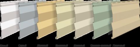 Рассчитывая, сколько сайдинга вам понадобится на обшивку дома, вы должны знать размеры самого отделочного материала