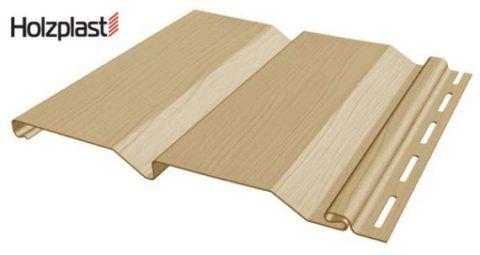 Уникальные панели «Holzplast»
