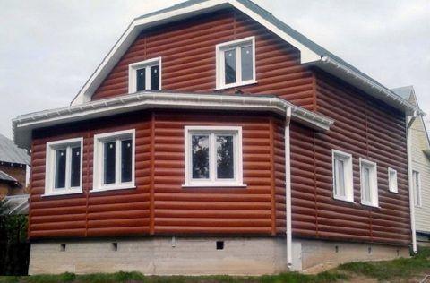 Еще одно привлекательное решение для ваших фасадов.
