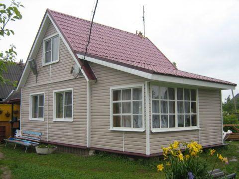Красивейший дачный домик