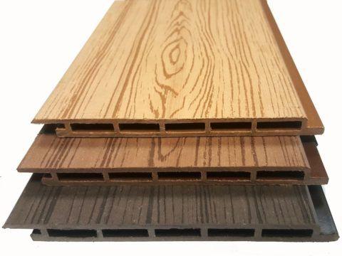 Панели из древесно-полимерного композита