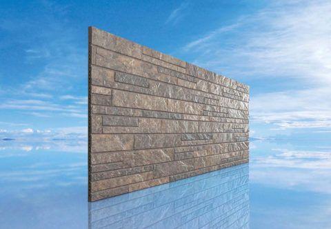 Панель, изготовленная по технологии Серадир