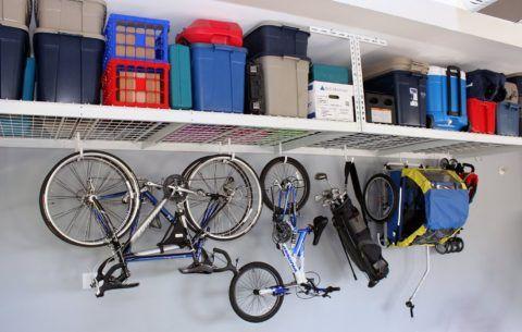 Обычная картина для любого гаража