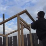 Обвязка наклонных элементов крыши