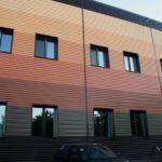Металлические панели в устройстве вентилируемого фасада
